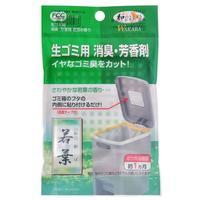 Sanada Seiko поглотитель запахов для мусорных ведер с ароматом свежей травы 1 шт.