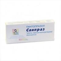 Санпраз таблетки 40 мг, 30 шт.