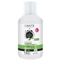 Sante ополаскиватель для полости рта с био-мятой и витамином в12 300 мл