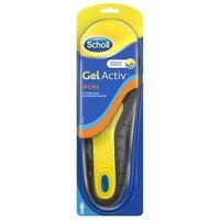 Scholl GelActiv стельки для активной работы для мужчин 1 пара