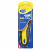 Scholl GelActiv стельки для активной работы для женщин 1 пара