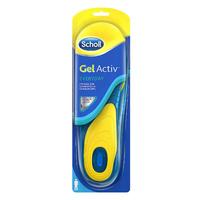 Scholl GelActiv стельки для комфорта на каждый день для мужчин 1 пара