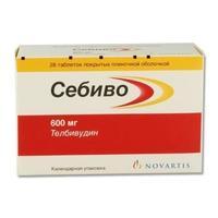 Себиво таблетки 600 мг, 28 шт.