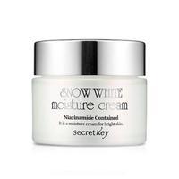 Секрет Кей (Secret Key) Крем для лица увлажняющий отбеливающий Snow White Moisture Cream 50г