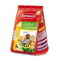Семпер (Semper) Печенье детское банановое Зоопарк БИО с 6 мес. 125г 1 шт.