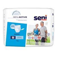 Seni Active Medium подгузники для взрослых 10 шт.