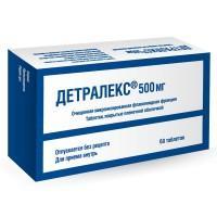 Детралекс таблетки 500 мг, 60 шт.