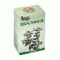 Шалфей листья пачка, 50 г