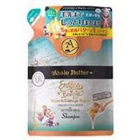 Шампунь Ahalo Butter глубоко увлажняющий и восстанавливающий на растительной основе без силикона 420мл