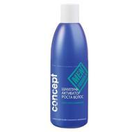 Шампунь Concept активатор роста волос Anti Loss Shampoo 300 мл упак.