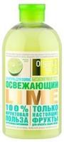 Шампунь Organic Shop Фрукты освежающий лайм 500 мл