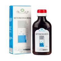 Шампунь от перхоти с кетоконазолом 2% 150 мл