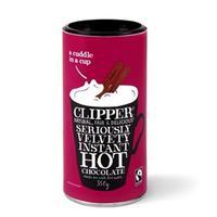 Шоколад Клиппер(Clipper) горячий растворимый 350г упак.