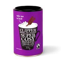 Шоколад Клиппер(Clipper) питьевой растворимый 250г упак.