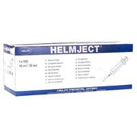Шприц HELM 2-х компонентный 10 мл 100 шт. упак.