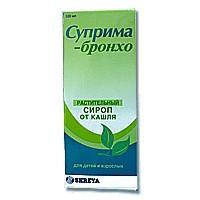 Суприма-бронхо сироп 100мл фл. б