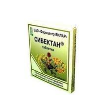 Сибектан таблетки 100 мг, 30 шт.
