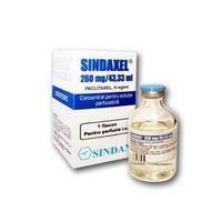 Синдаксел концентрат для р-ра для инфузий 6 мг/мл 43,33 мл флакон 1 шт.