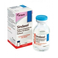 Синдаксел концентрат для р-ра для инфузий 6 мг/мл 50 мл флакон 1 шт.