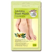 SkinLite Маска-носки для ног отшелушивающая размер 35-40 20мл 1 пара