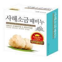 Скраб-мыло для тела Mukunghwa с солью мертвого моря Dead sea salt scrab soap 100гр