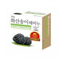 Скраб-мыло для тела Mukunghwa с вулканической солью Jeiu volcanic scoria scrab soap 100гр