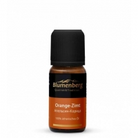 Смесь эфирных масел Блюменберг (Blumenberg) Апельсин-Корица 10 мл
