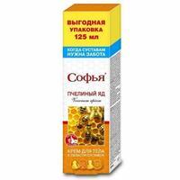 Софья крем для тела с пчелиным ядом 125 г