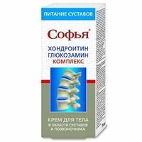 Софья крем глюкозамин-хондроитин комплекс 75 мл