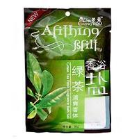 Соль для тела Meng Kou SPA Зеленый чай 85г упак.