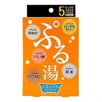 Соль для ванны Kiyou Jochugiku Moist & Succulent Beauty Bath 5 видов 25 г 5 шт.