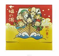Соль для ванны Макс (Max) Shitifukunoyu Bath Salt Горячий источник сосна 25 г упак.