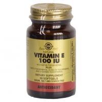 Солгар витамин е капсулы, 50 шт.