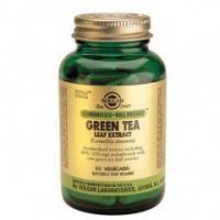 Солгар экстракт листьев зеленого чая капсулы, 60 шт.