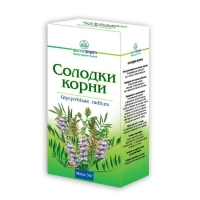 Солодки корень пачка, 50 г