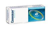 Соннован таблетки покрыт.плен.об. 3 мг 14 шт