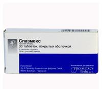 Спазмекс таблетки 30 мг, 30 шт.