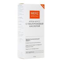 Специальный крем-мусс Мерц с гиалуроновой флакон, 50 мл