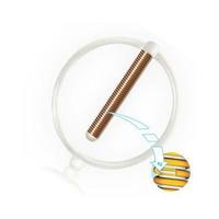 Спираль Юнона Био-Т Ag Тип-2 кольцеобразный контрацептив внутриматочный