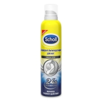 Спрей-дезодорант антиперспирант для ног Scholl Fresh Step 150 мл 150 мл