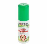 Спрей от комаров Актив Москилл 100мл