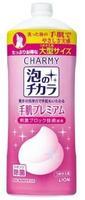 Средство для мытья посуды Lion Сharmy Hand Skin Premium бережное для кожи рук пенящ. зап. блок 740мл