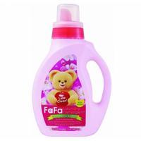 Средство для стирки Nissan FaFa детской одежды жидкое для стиральных машин аром. яблочного цвета 1кг 1 шт.