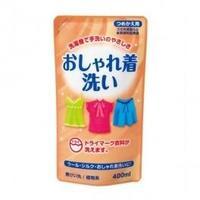 Средство ND для деликатной стирки натуральное жидкое на основе пальмового масла Oshyare Arai мягкая упак. 400 мл 1 шт.