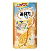 ST Жидкий ароматизатор Shoshuriki для туалета сладкий апельсин 400мл
