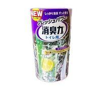 ST Жидкий освежитель воздуха Shoshu Riki для туалета аромат цитрус и лемонграсс 400мл
