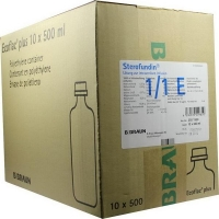 Стерофундин Г-5 раствор для инфузий 500 мл п/э флаконы КП-2 10 шт.