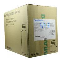 Стерофундин изотонический раствор для инфузий 500 мл п/э бутылки 10 шт.