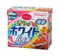 Стиральный порошок ND с кондиционером White Bio Plus Antibacterial Sweet Floral со сладким цветочным аром. 0,9 кг 1 шт.