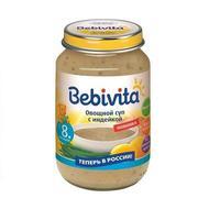 Суп Бэбивита (Bebivita) овощной с индейкой 8 мес. 190г упак.